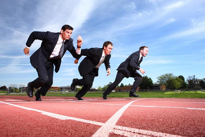 چرا وجود رقبا برای کسبوکارها مفید است؟