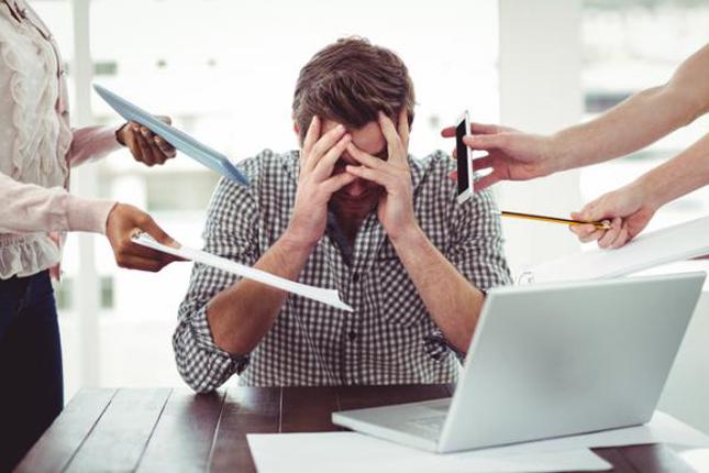 چگونه تحت فشار استرس تصمیماتی بزرگ بگیریم
