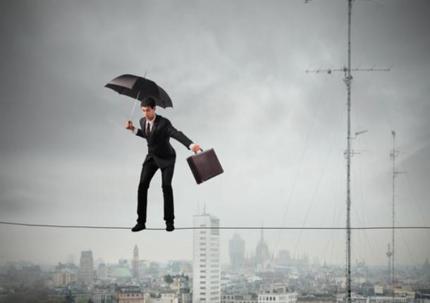شجاعت پذیرش ریسک
