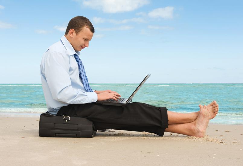 آیا کسب و کار شما در نبودتان هم به کار خود ادامه می دهد؟