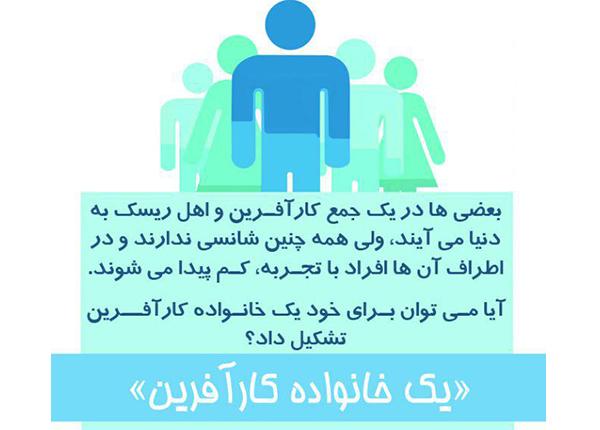 سومین جلسه آموزشی طرح یک خانواده کارآفرین