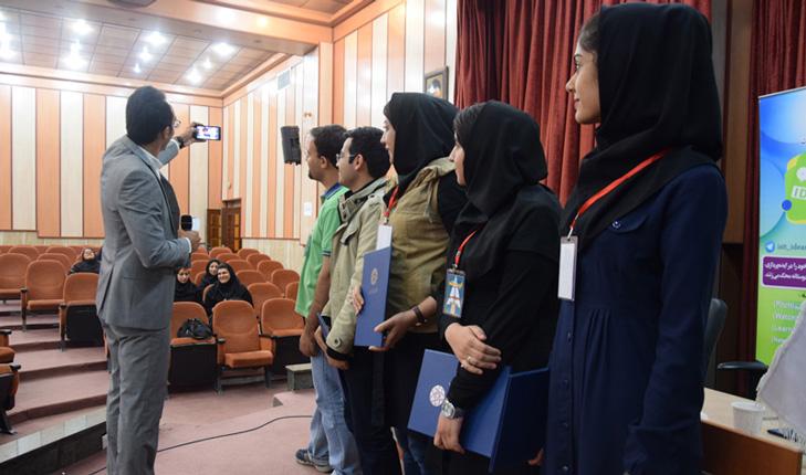 ايده شو بيست و دوم به دانشگاه صنعتی اصفهان رسيد