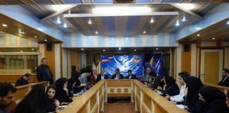 کنفرانس خبری جشنواره شیخ بهایی