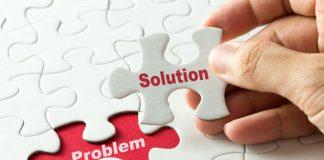 عاشق مشکل شوید نه راه حل آن