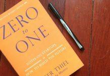 خلاصه ای بر کتاب از صفر تا یک، نوشته پیتر تیل