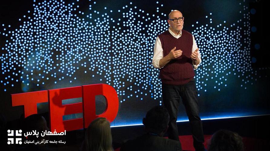 چطور در ۶۶ سالگی کارآفرین شدم، [ویدیو] TED