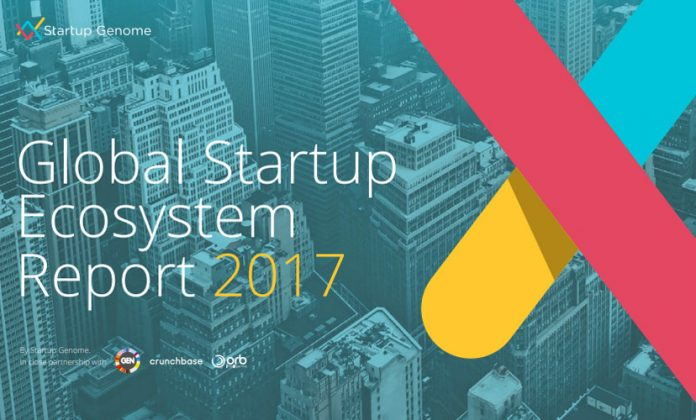 گزارش اکوسیستم های کارآفرینی جهانی در سال 2017